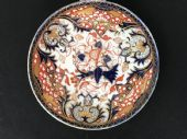 Nottinhgam road,  DERBY c1820 KINGS PATTERN Imari saucer - small